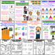 Reading and Writing Workshop Anchor Charts - Kindergarten
