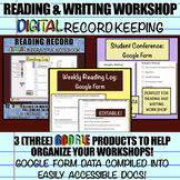 Reading and Writing Workshop: DIGITAL Record Keeping using