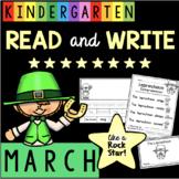 St. Patrick's Day in Kindergarten - Comprehension - Fluenc