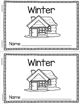 Reading and Writing in Kindergarten - January Comprehension - Fluency WINTER