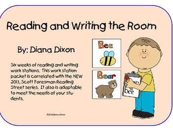 Reading and Writing the Room Work Stations