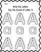 Kindergarten Reading and Writing