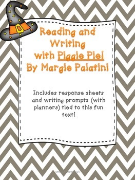 Reading and Writing with Piggie Pie!