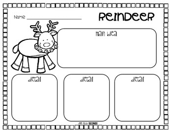 Reading and Writing with Reindeer
