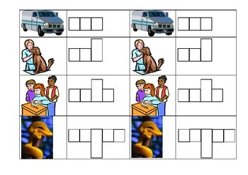 Reading and writing worksheet focusing on initial letter v