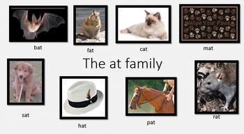 Reading - at family