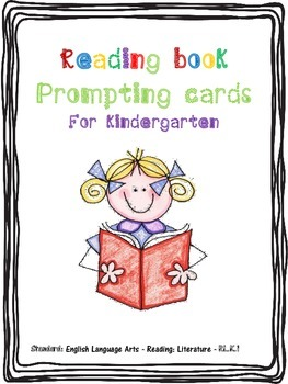 Reading book question cards