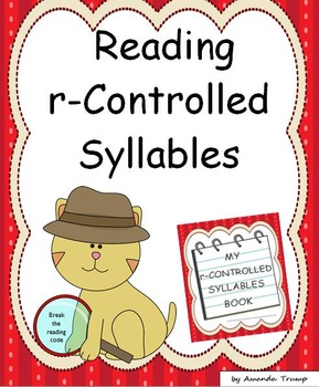 Reading R-Controlled [Vowel] Syllables--Unit 3