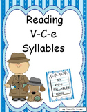 Reading Vowel-Consonant-e Syllables--Unit 2
