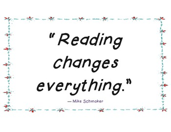 Quotes About Importance Of Reading Reading changes...