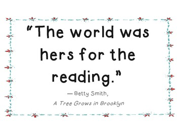 Reading changes everything: Quotes about the importance of reading