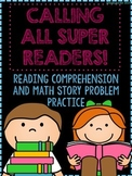 Reading Comprehension and Story Problems