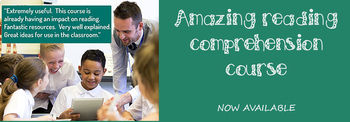 Reading comprehension strategies online course and resource bank