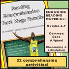 Reading comprehensions - Rio Olympics 2016