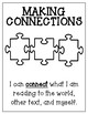 Reading for Comprehension // 6 Posters + a freebie