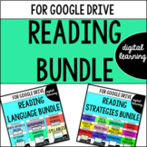 Reading for Google Drive & Google Classroom BUNDLE