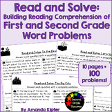 Read and Solve: Building Reading Comprehension of Word Problems