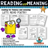 Reading for Meaning | Comprehension Checks | Poetry | Dist