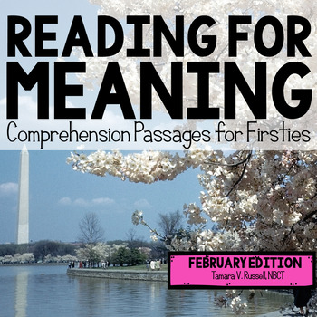 Reading for Meaning: February Edition