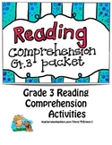 Reading for Meaning Grade 3