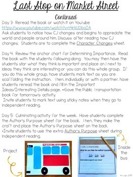 Reading for Real - A Month of Reader's Workshop Lesson Plans & Activities April