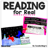 Reading for Real-A Month of Reader's Workshop Lesson Plans & Activities December