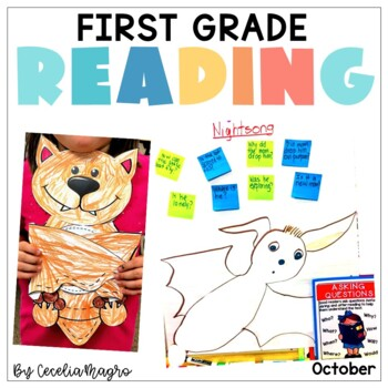 Reading for Real- A Month of Reader's Workshop Lesson Plans & Activities October