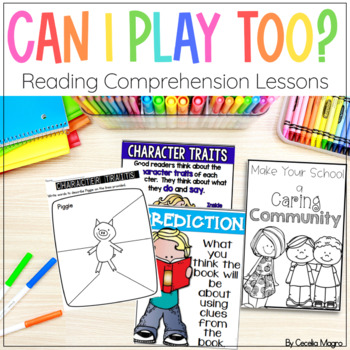 Reading for Real-Supplement Pack:  Can I Play Too?