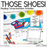 Reading for Real-Supplement Pack:  Those Shoes