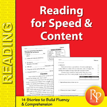 Reading for Speed & Content for Grades 2-3