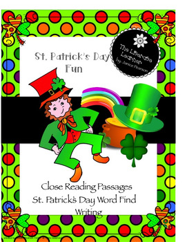 Reading for St. Patrick's Day