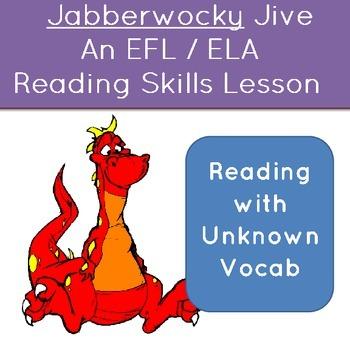 Reading for the Main Idea: The Jabberwocky
