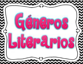 Reading genres in spanish *Bilingual*