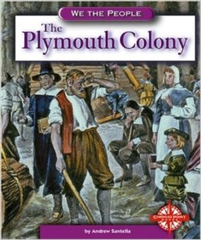 Reading guide- We the People: The Plymouth Colony