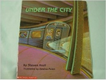 Reading guide for Under the City (Common Core Aligned)