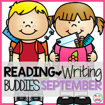 Reading♥Writing Buddies: September