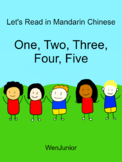 Reading in Mandarin Chinese Video: One, Two, Three, Four, Five