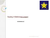 Reading in Mathematics