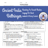 Reading in Social Studies Bellwork: India- SS.6.W.4.5 & SS.6.W.4.1