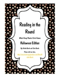 Reading in the Round (Halloween Whole Group Phonics Game)