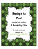 Reading in the Round (St. Patrick's Day Whole Group Phonics Game)