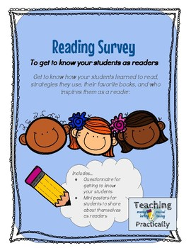 Reading interest inventory for elementary students