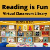Reading is Fun Virtual Classroom Library