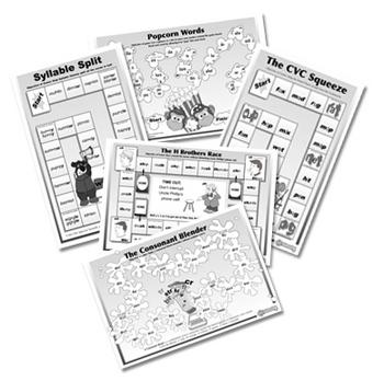 Reading is Magical Game Set (PreK-1st Grade)