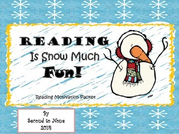 Reading is Snow Fun!