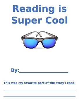 Reading is Super Cool