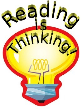 Reading is Thinking Poster