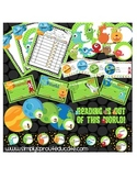 Reading is out of this world! Accelerated Reader Printable Classroom Kit
