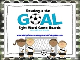 Reading is the Goal- First 100 Fry Sight Words