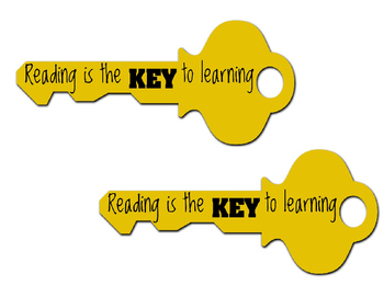 Reading is the Key to Learning
